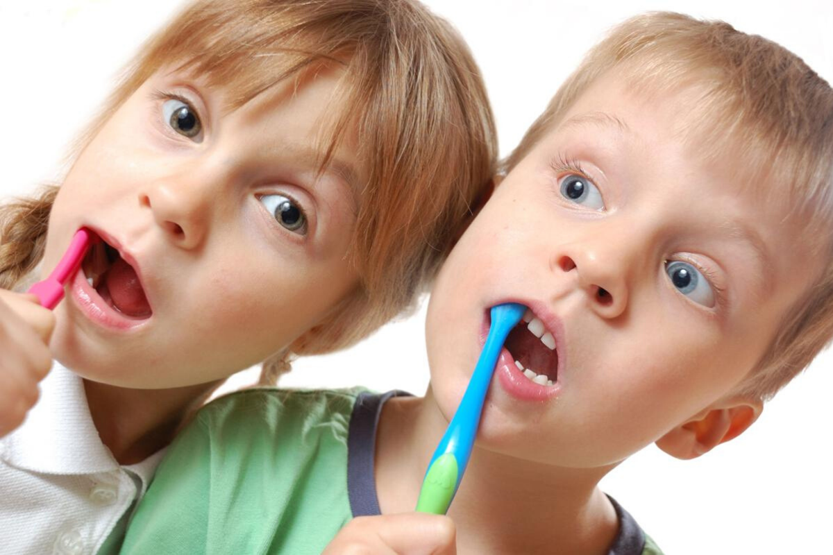 Establishing Oral Care Habits In Kids - Cranberry Hill Dentistry